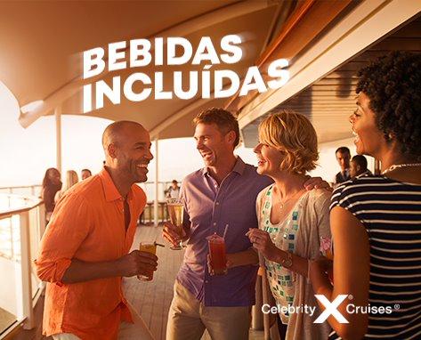 BEBIDAS INCLUÍDAS